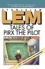 Cover art for TALES OF PIRX THE PILOT