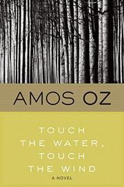 TOUCH THE WATER, TOUCH THE WIND by Amos Oz