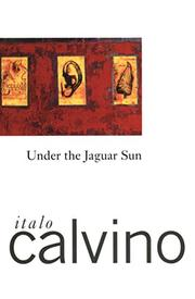 Book Cover for UNDER THE JAGUAR SUN