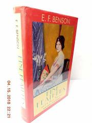 FINE FEATHERS by E.F. Benson