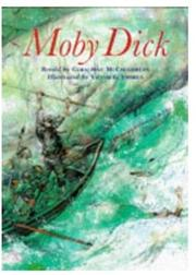 MOBY DICK by Geraldine McCaughrean
