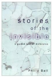 Cover art for STORIES OF THE INVISIBLE