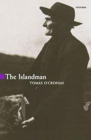 THE ISLANDMAN by Tomas O'Crohan