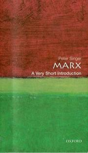 Book Cover for MARX