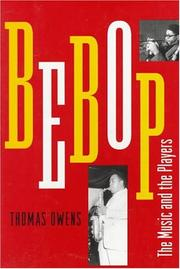 BEBOP by Thomas Owens