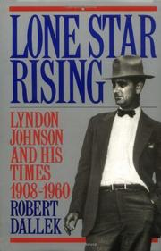 Book Cover for LONE STAR RISING