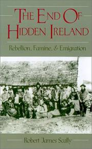 THE END OF HIDDEN IRELAND by Robert James Scally