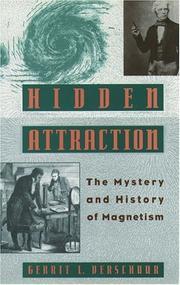 HIDDEN ATTRACTION by Gerrit L. Verschuur