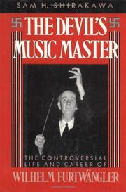 THE DEVIL'S MUSIC MASTER by Sam H. Shirakawa