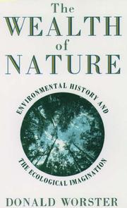 Cover art for WEALTH OF NATURE