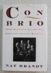 CON BRIO by Nat Brandt