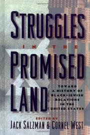 Cover art for STRUGGLES IN THE PROMISED LAND