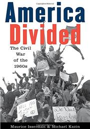 Book Cover for AMERICA DIVIDED