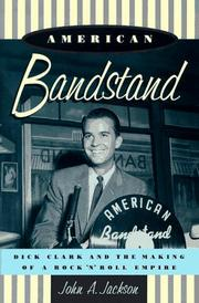 Cover art for AMERICAN BANDSTAND