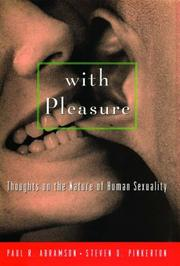 Cover art for WITH PLEASURE