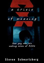 A CRISIS OF MEANING by Steven S. Schwartzberg