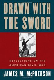 Cover art for DRAWN WITH THE SWORD