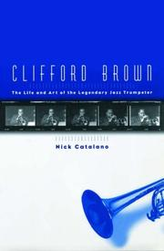 CLIFFORD BROWN by Nick Catalano