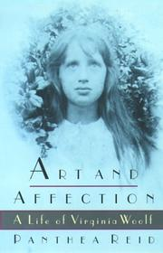 ART AND AFFECTION by Panthea Reid