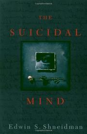 Cover art for THE SUICIDAL MIND