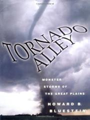 TORNADO ALLEY by Howard B. Bluestein