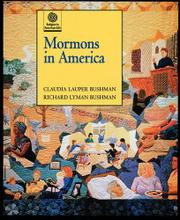 MORMONS IN AMERICA by Claudia Lauper Bushman