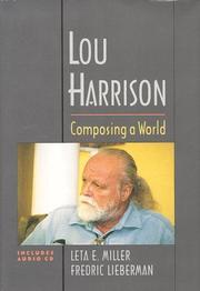 LOU HARRISON by Leta E. Miller