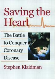 Book Cover for SAVING THE HEART