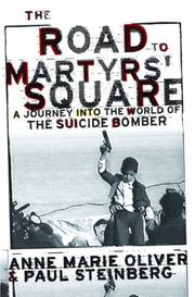 Cover art for THE ROAD TO MARTYRS' SQUARE