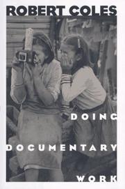 Cover art for DOING DOCUMENTARY WORK