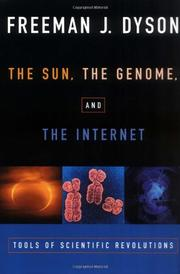 Cover art for THE SUN, THE GENOME, AND THE INTERNET