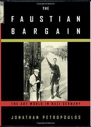 Cover art for THE FAUSTIAN BARGAIN