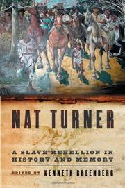 NAT TURNER by Kenneth Greenberg