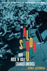 Cover art for ALL SHOOK UP