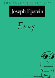 ENVY by Joseph Epstein