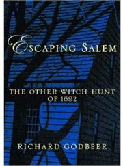 Book Cover for ESCAPING SALEM