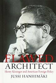 Cover art for THE FLAWED ARCHITECT
