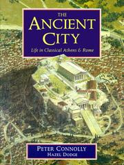 Book Cover for THE ANCIENT CITY