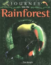 Cover art for JOURNEY INTO THE RAINFOREST