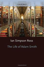 Cover art for THE LIFE OF ADAM SMITH