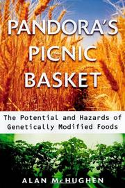 Book Cover for PANDORA'S PICNIC BASKET