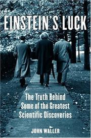 EINSTEIN'S LUCK by John Waller