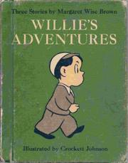 WILLIE'S ADVENTURES by Crockett Johnson