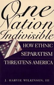 ONE NATION INDIVISIBLE by III Wilkinson