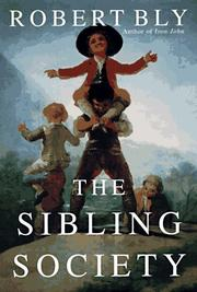 Book Cover for THE SIBLING SOCIETY
