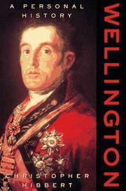WELLINGTON by Christopher Hibbert