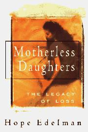 Cover art for MOTHERLESS DAUGHTERS