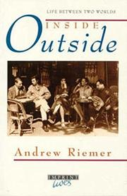 INSIDE OUTSIDE by Andrew Riemer
