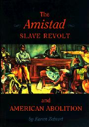 Book Cover for THE AMISTAD SLAVE REVOLT AND AMERICAN ABOLITION
