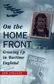 ON THE HOME FRONT by Ann Stalcup